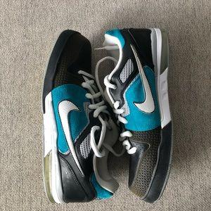 Nike 6.0 Turquoise Sneakers